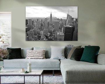 New York City View 2 van Arno Wolsink