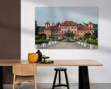 Paleis in Praag