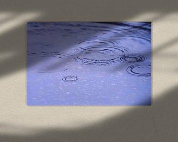 Regen van Thea Ebbinkhuijsen