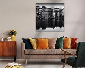 Old Amsterdam von Marco Maljaars