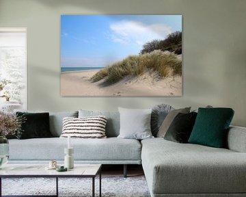 Strand im April von Ostsee Bilder