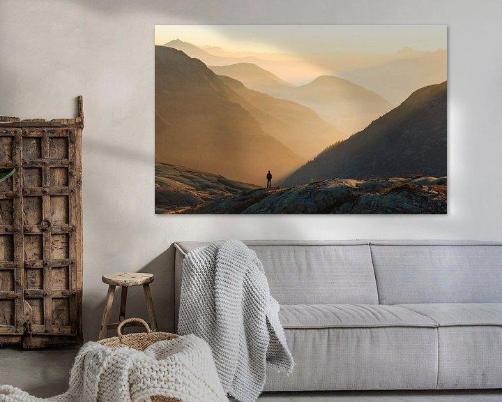 Sfeerimpressie: The view van Sander van der Werf