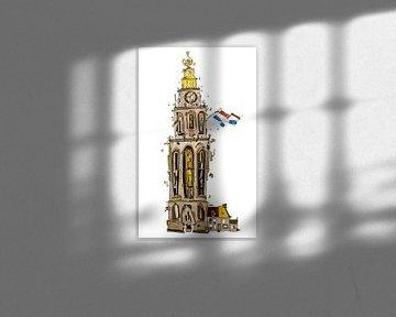 Martinitoren Groningen von Lars Wilting