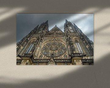 De Kathedraal van Praag