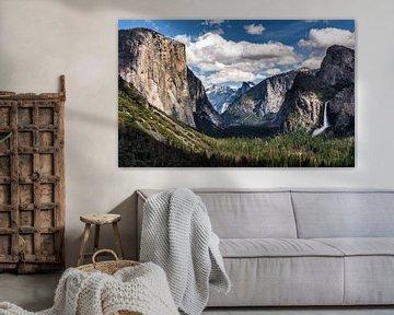 Yosemite National Park van Jack Swinkels