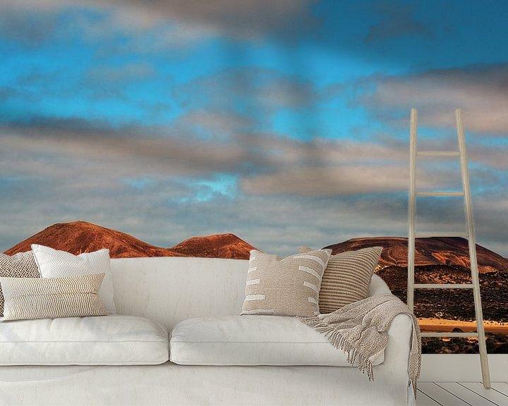 Sfeerimpressie behang: Isla Graciosa van Harrie Muis