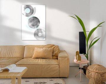 Skandinavisches Design Nr. 27 von Melanie Viola