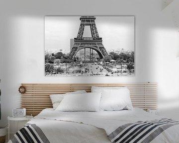 Eiffel toren Parijs van Marly Tijhaar