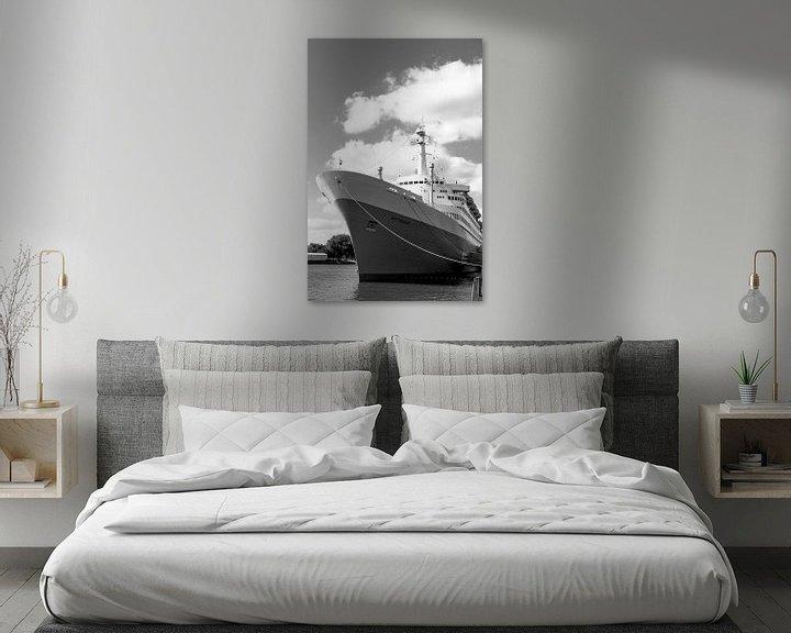 Sfeerimpressie: SS Rotterdam van scott van maurik