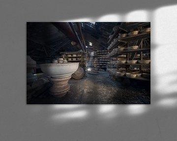 verlassene Keramik von Kristof Ven