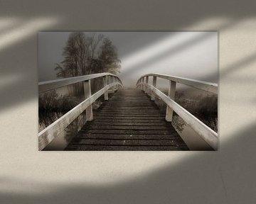 die Brücke von Yvonne Blokland