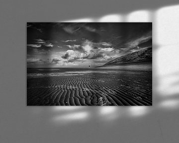 Strand Texel von Peter Bongers