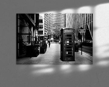 Londoner Telefonzelle von Kristof Ven