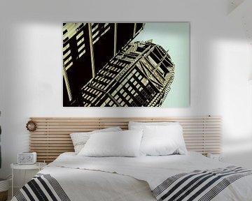 Moderne Architektur in Den Haag von Mieneke Andeweg-van Rijn