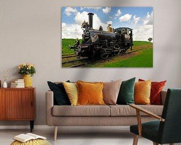 Locomotief Bello van Jeannette Penris