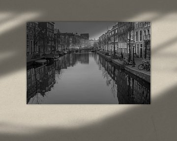 Oude Rijn - Leiden von Patrick Herzberg