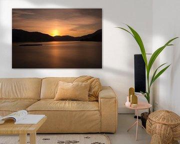 Fjord Sundown