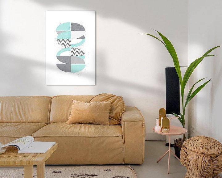 Beispiel: Skandinavisches Design Nr. 71 von Melanie Viola