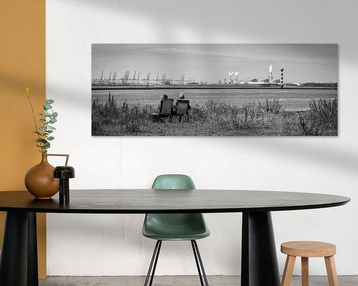 Sfeerimpressie: Siteseeing Hoek van Holland van Daan Overkleeft