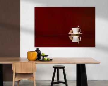 Wie wil er koffie? van Elianne van Turennout