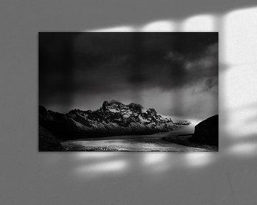 Gletscher in Island - Eyjafjallajökull von RUUDC Fotografie