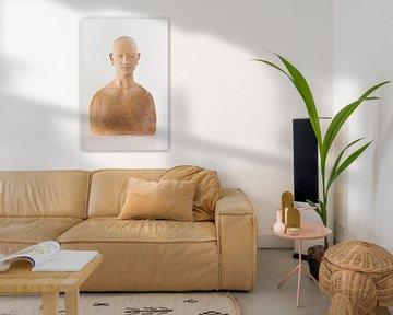 Zen-monnik 5, Kaori Goyen-Chiba von Walter Goyen