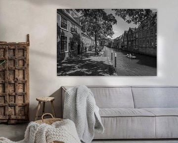 De Voorstraathaven in Dordrecht van MS Fotografie | Marc van der Stelt
