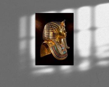 Toetanchamon, dodenmasker van Walter Goyen