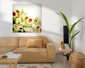 Flowers van Andreas Wemmje