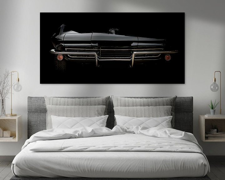 Sfeerimpressie: Corvette van marco de Jonge