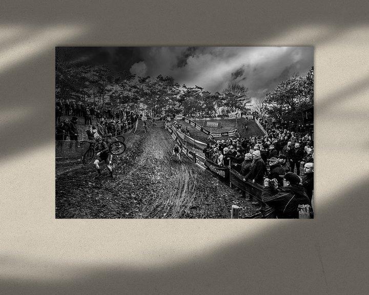 Sfeerimpressie: Cyclocross Sint-Niklaas van Herbert Huizer
