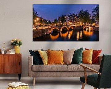 Ein Abend in Amsterdam