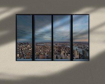 Manhattan New York van Lex van Doorn