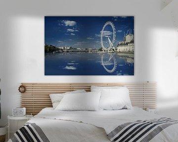 The London Eye van Elianne van Turennout