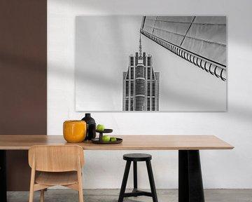 Die Architektur der Liebe in Rotterdam von MS Fotografie | Marc van der Stelt