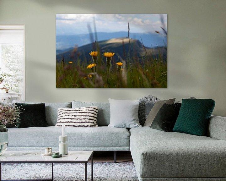 Sfeerimpressie: Wilde bloemen pracht van Leanne lovink