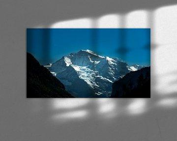 Jungfraujoch Zwitserland van Gideon Onwezen
