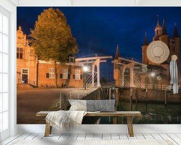 Zuidhavenpoort, Zierikzee van Roelof Nijholt