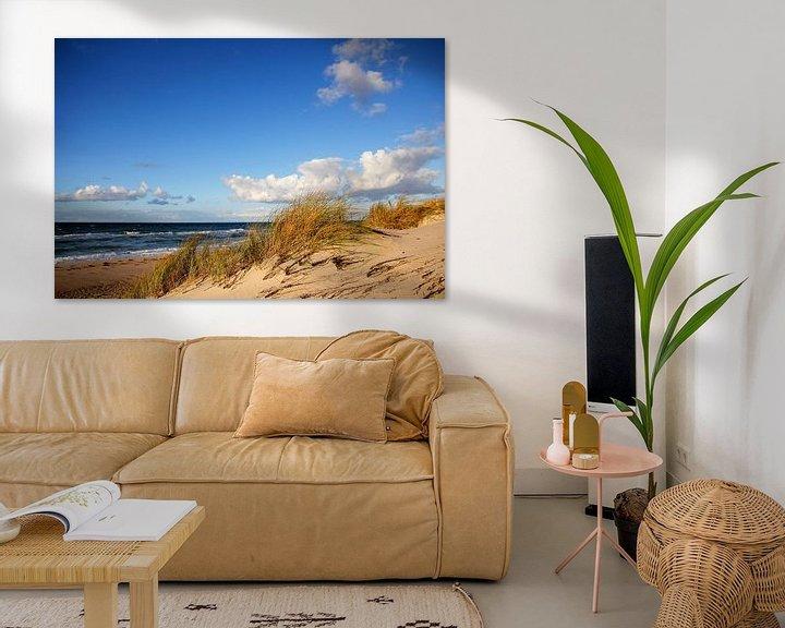Beispiel: Herbstdünen von Ostsee Bilder