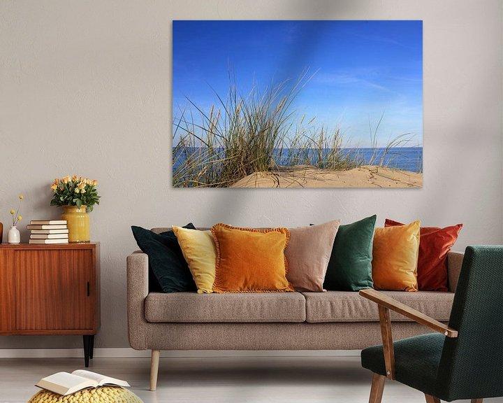 Beispiel: Zauberhafte Dünen von Ostsee Bilder