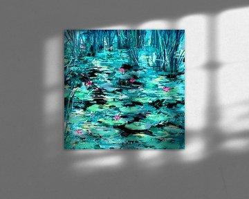Homage aan Monet