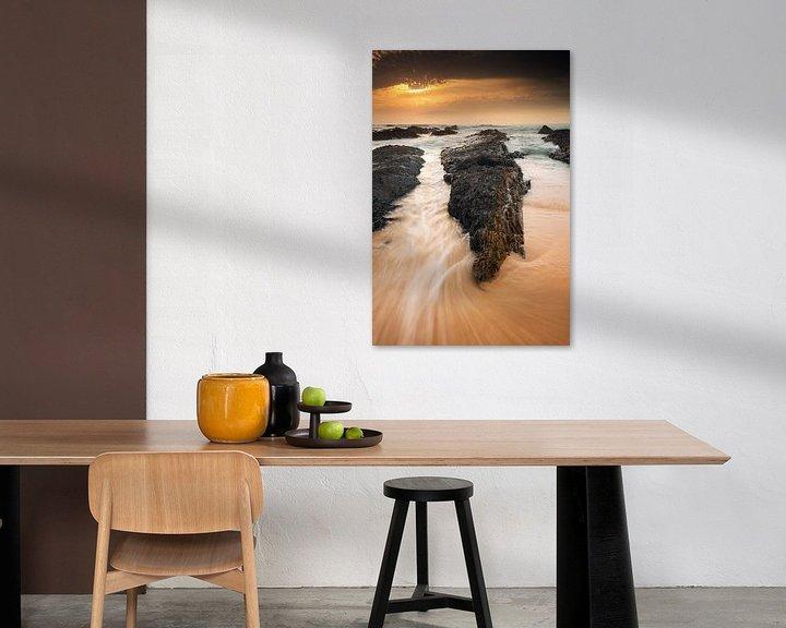 Sfeerimpressie: The Wave van Rob Christiaans