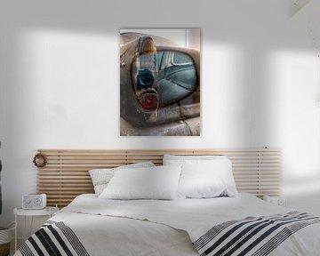 Spiegelende Volvo von Sense Photography