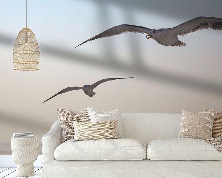Beispiel fototapete: Dobberwind von Ton C Kroon