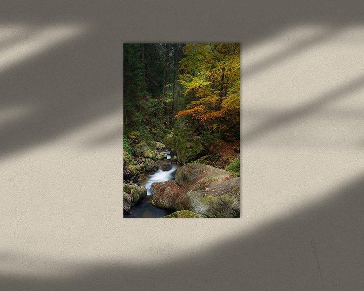 Sfeerimpressie: Herfst in Beieren van Rob Christiaans