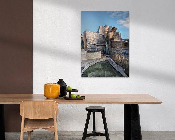 Sfeerimpressie: Guggenheim Museum van Jan de Jong