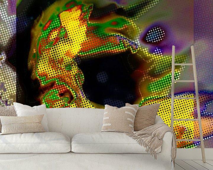 Beispiel fototapete: EMBRACE von Peter Baak