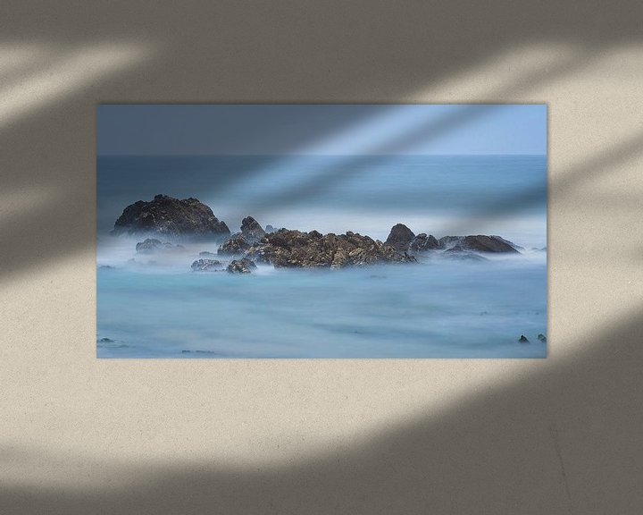 Sfeerimpressie: Misty Rocks van Rob Christiaans