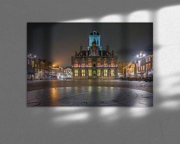 Stadhuis van Delft sur Iman Kromjong
