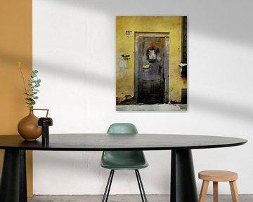 Doors serie - Italia 4 von Joost Hogervorst